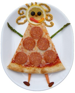 I wish I had a pepperoni dress.
