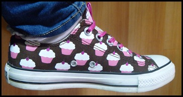 Dear Converse, Did you make these just for me?