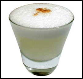 pisco sour, pic taken from cocktails.wikia.com
