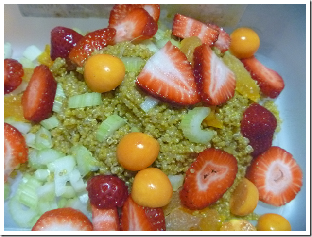 Let's see if I can't make a quinoa convert out of you!The Glutton's ...