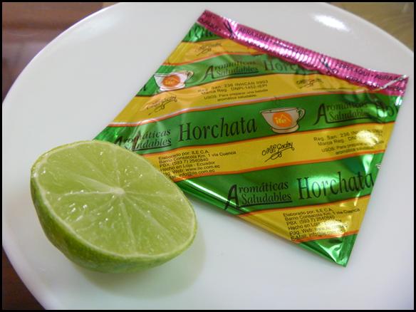 Horchata???