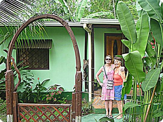Viviana's house