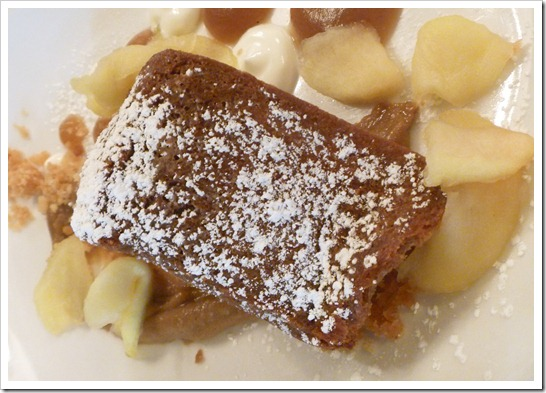 Shoo Fly Pie French Toast