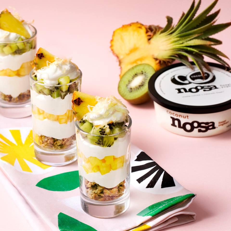 Noosa Reviewed - Noosa Coconut Yoghurt #madeinUSA #breakfastonthego #fitfam