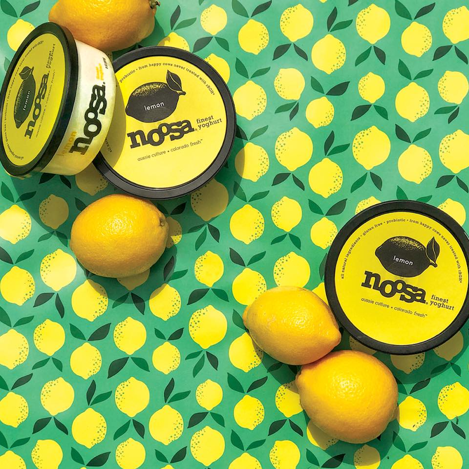 Noosa Reviewed - Noosa Lemon Yoghurt #madeinUSA #breakfastonthego #fitfam