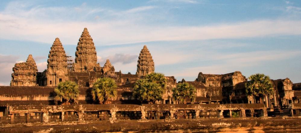 Angkor Wat by Christian Haugen