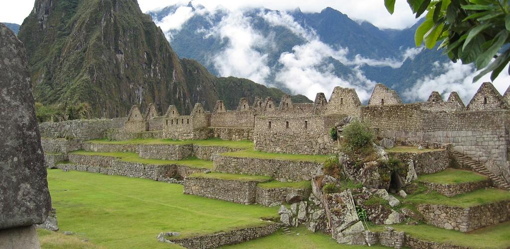 Machu Picchu Peru by fortherock