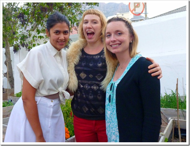 Cindy, Jade, Lindsay