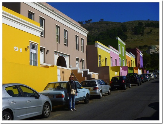 La Rose B&B - Accommodations in Cape Town - Malay Quarters Bo-Kaap