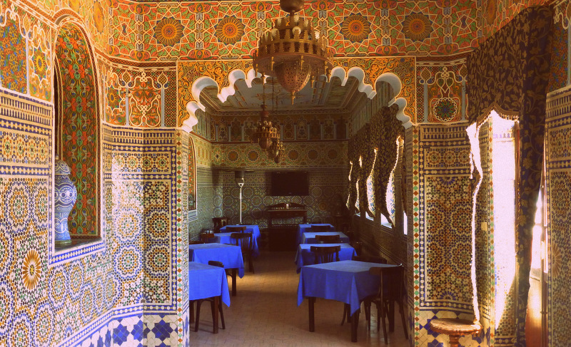 Hotel Continental, Tangier Morocco