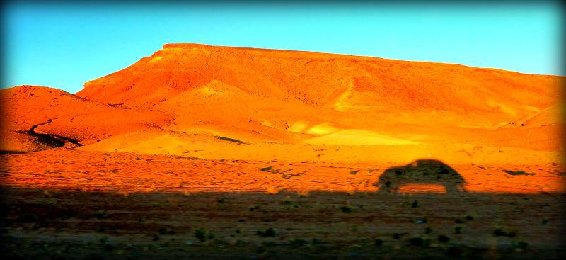 Headed to Marrakesh