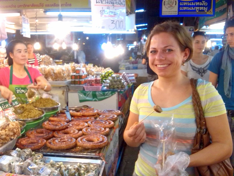 Sai Oua: Northern Thai Sausage