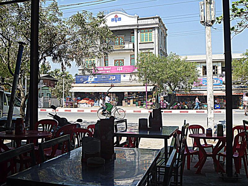 Mandalay Beer Garden/Tea House