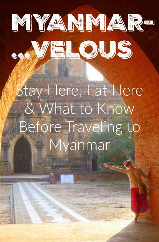 Things to Do in Myanmar | Travel Tips for Myanmar