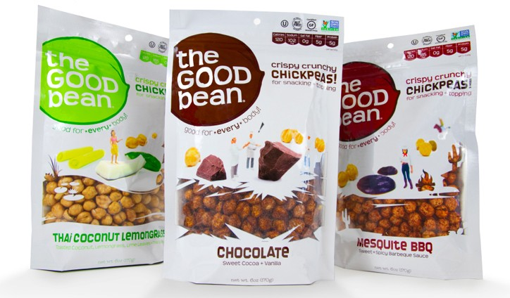 Top 10 Healthy, Gluten-Free Snacks: The Good Bean