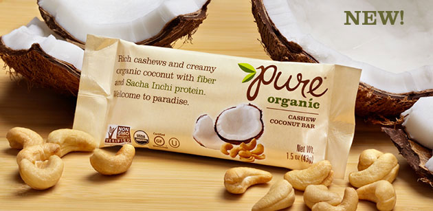 Top 10 Healthy Snacks: Pure