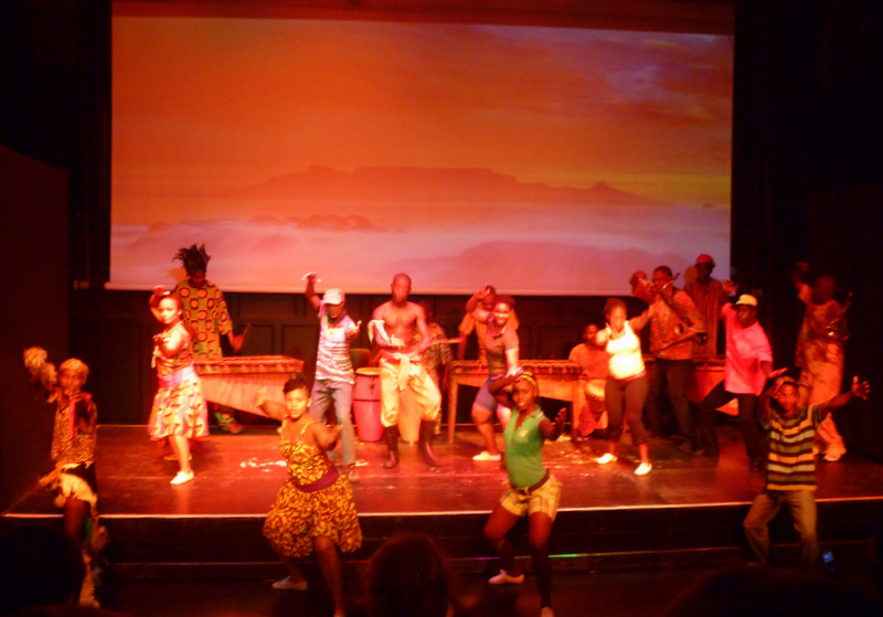 The African Dance Theatre, Cape Town
