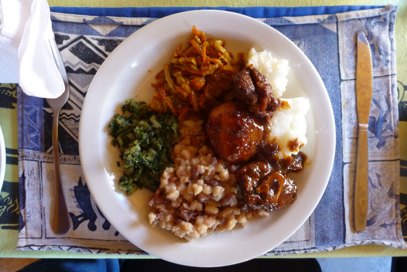 Eziko Cooking School, Langa, Cape Town