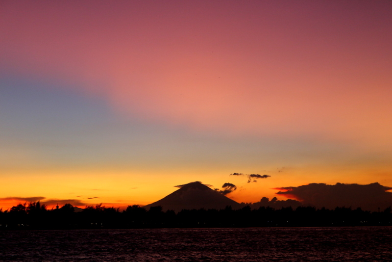 Gili Meno Sunset, Indonesia