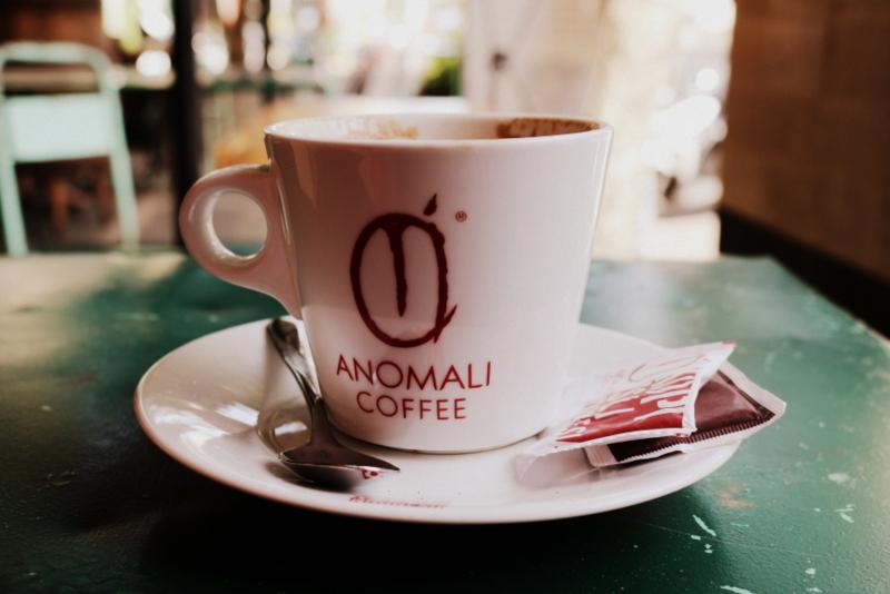 Anomali Coffee, Ubud, Bali, Indonesia