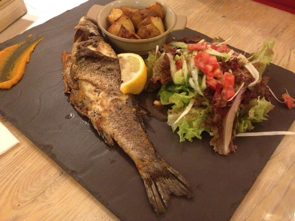 Malta Restaurant Recommendations from TripAdvisor | U Bistro Pan Fried Fish.jpg