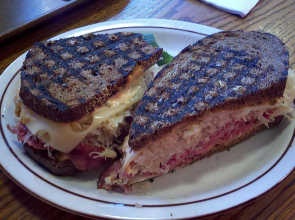 Sam Lagrassa Reuben Review | Boston Restaurant Recommendations | Best East Coast Sandwiches