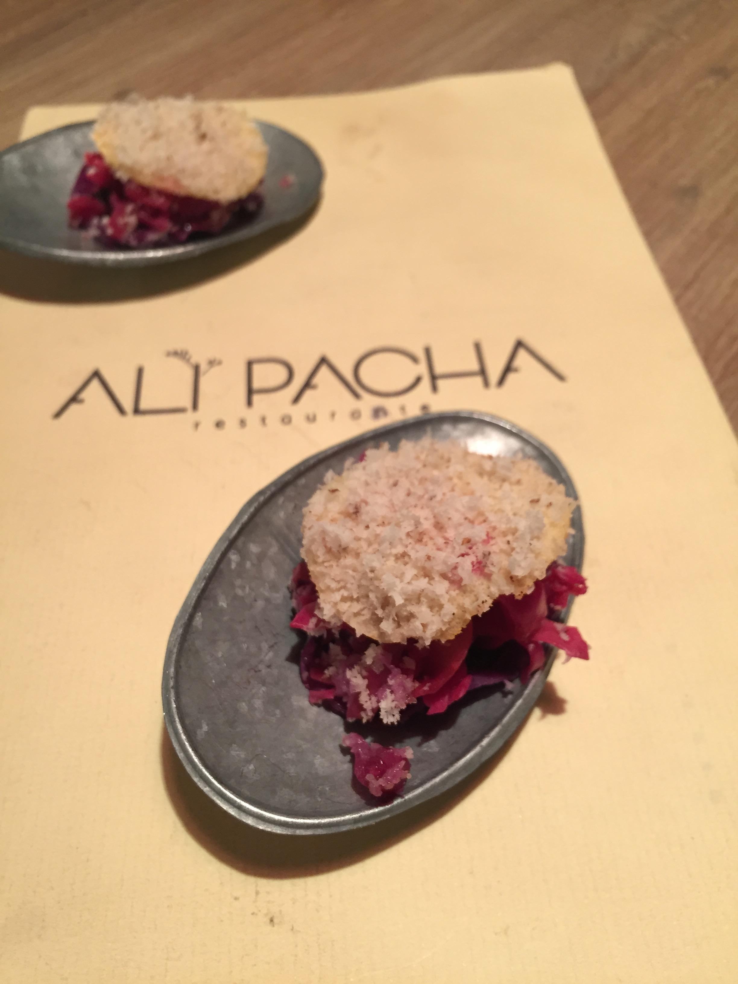 Innovative Vegan and Vegetarian Eats in La Paz from Ali Pacha