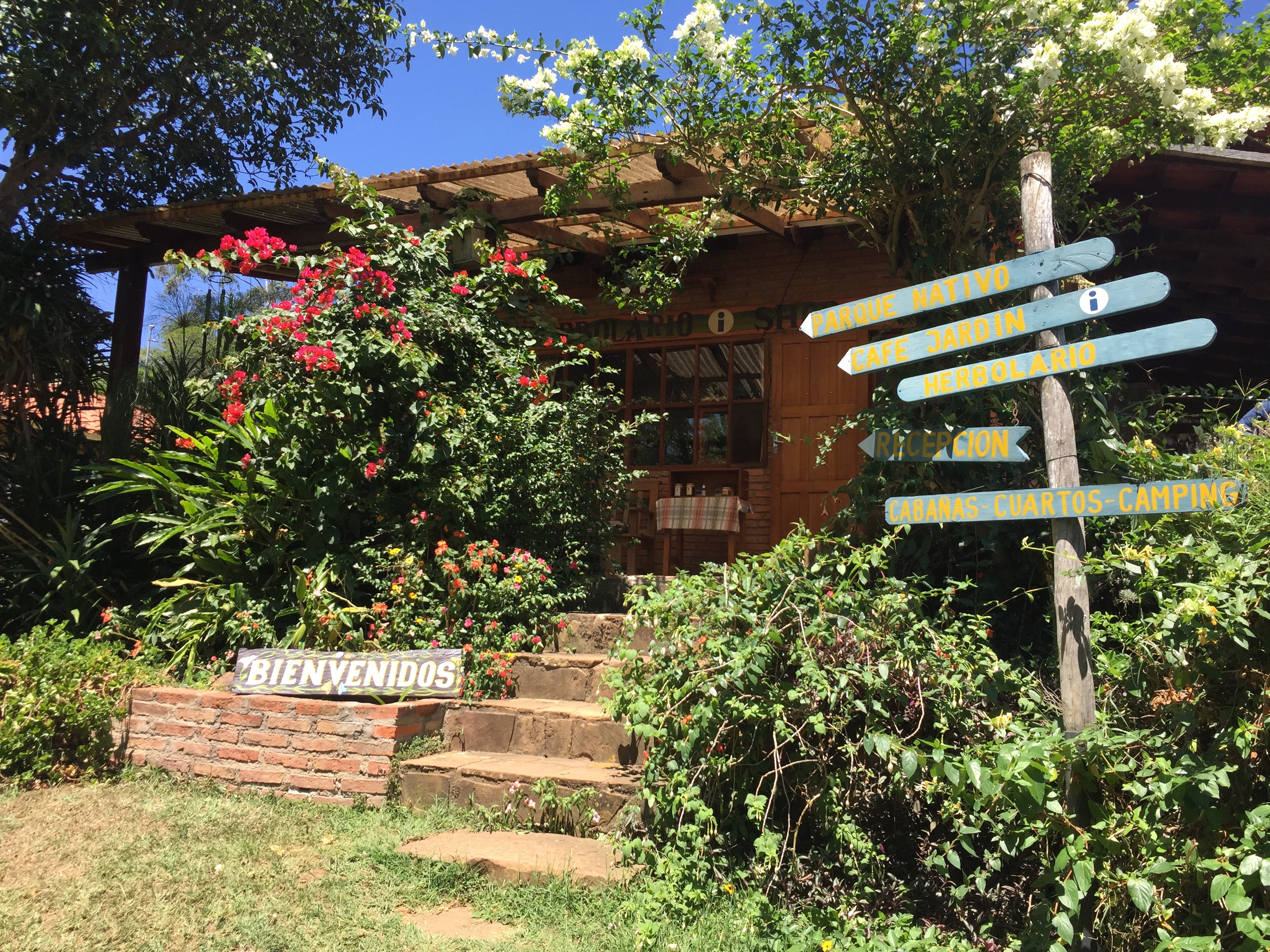 Where to Eat in Samaipata, Bolivia: Finca La Vispera