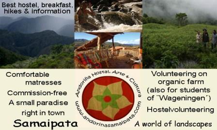 Where to Stay in Samaipata, Bolivia: Andoriña Hostal, Arte & Cultura