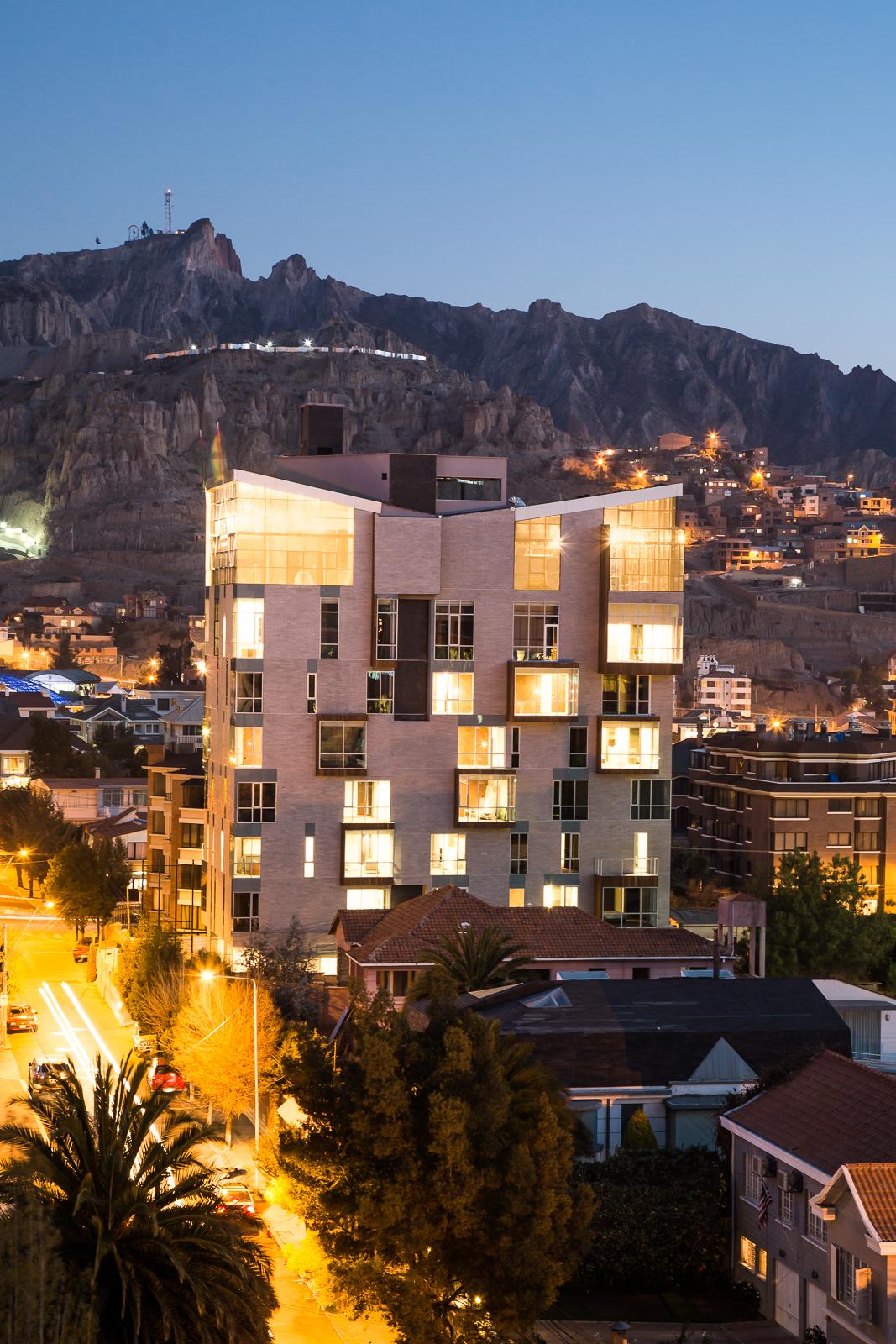 Best Hotel in La Paz, Bolivia: Atix Hotel