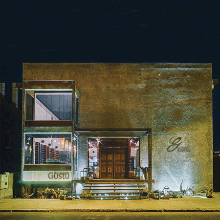 Gustu Restaurant