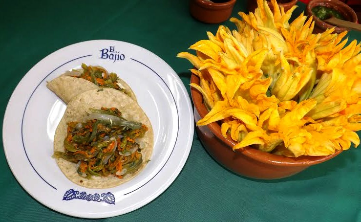 Best Restaurants in Mexico City El Bajio