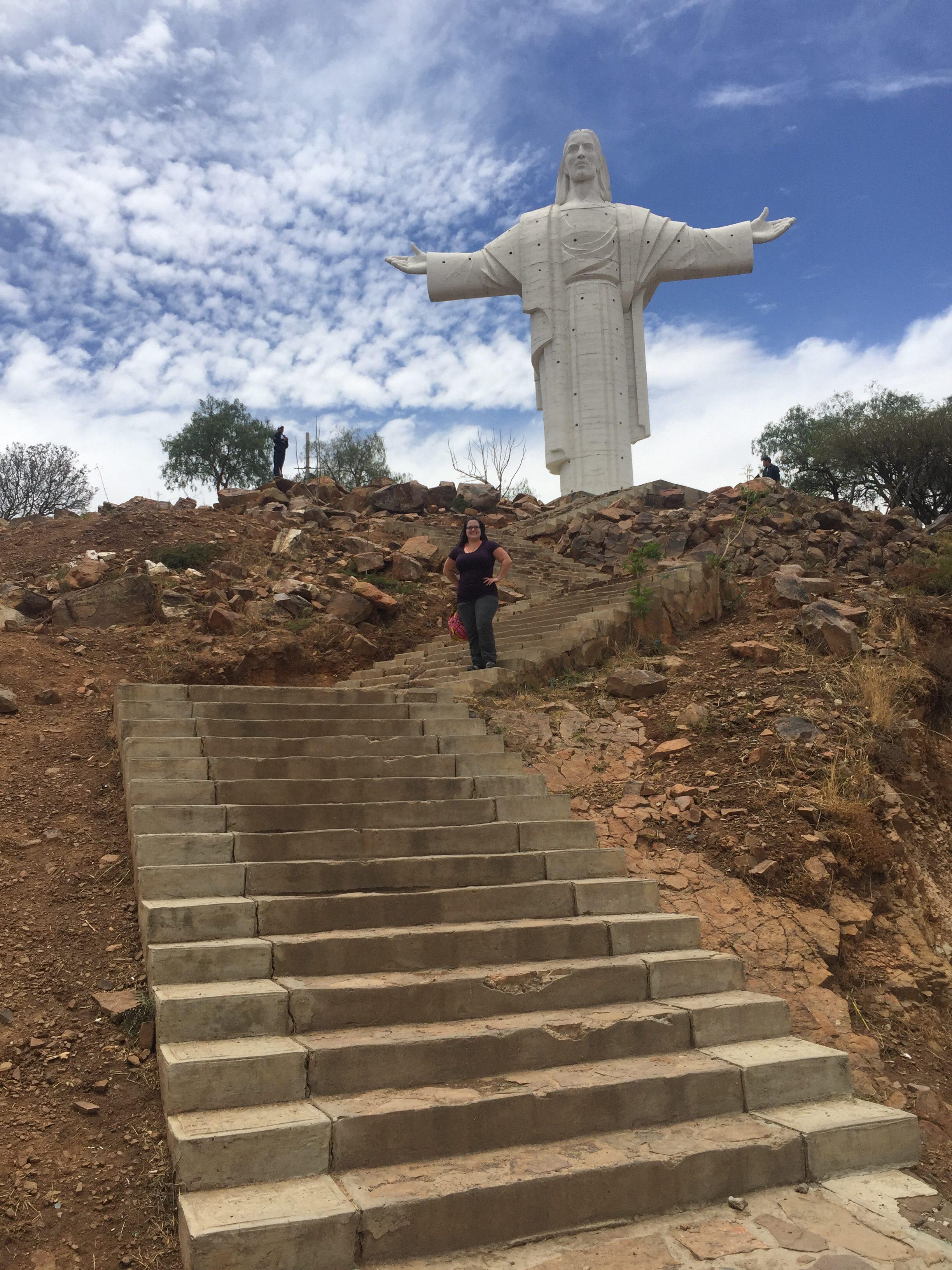 Cristo de la Concordia in Cochabamba, Bolivia