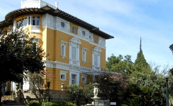 Portales Palace in Cochabamba