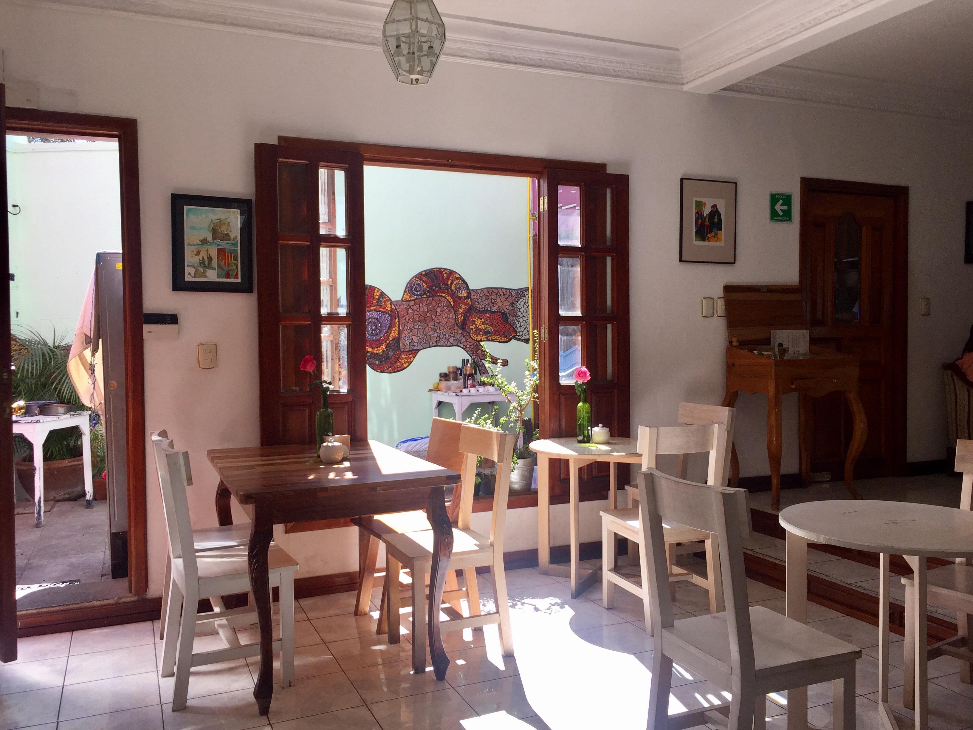 A.M. Cafe, Oaxaca