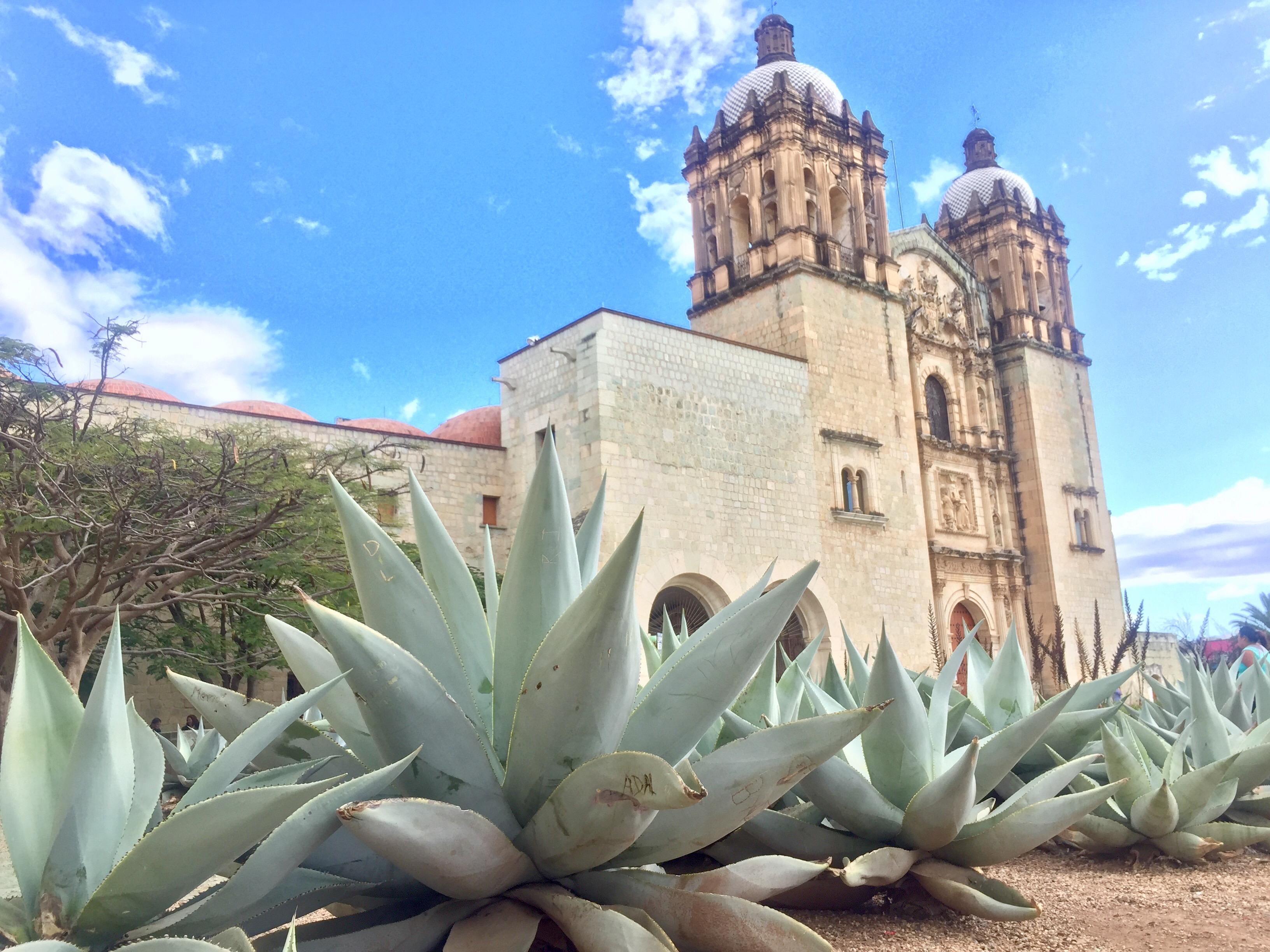 Templo de Santo Domingo de Guzman, Oaxaca