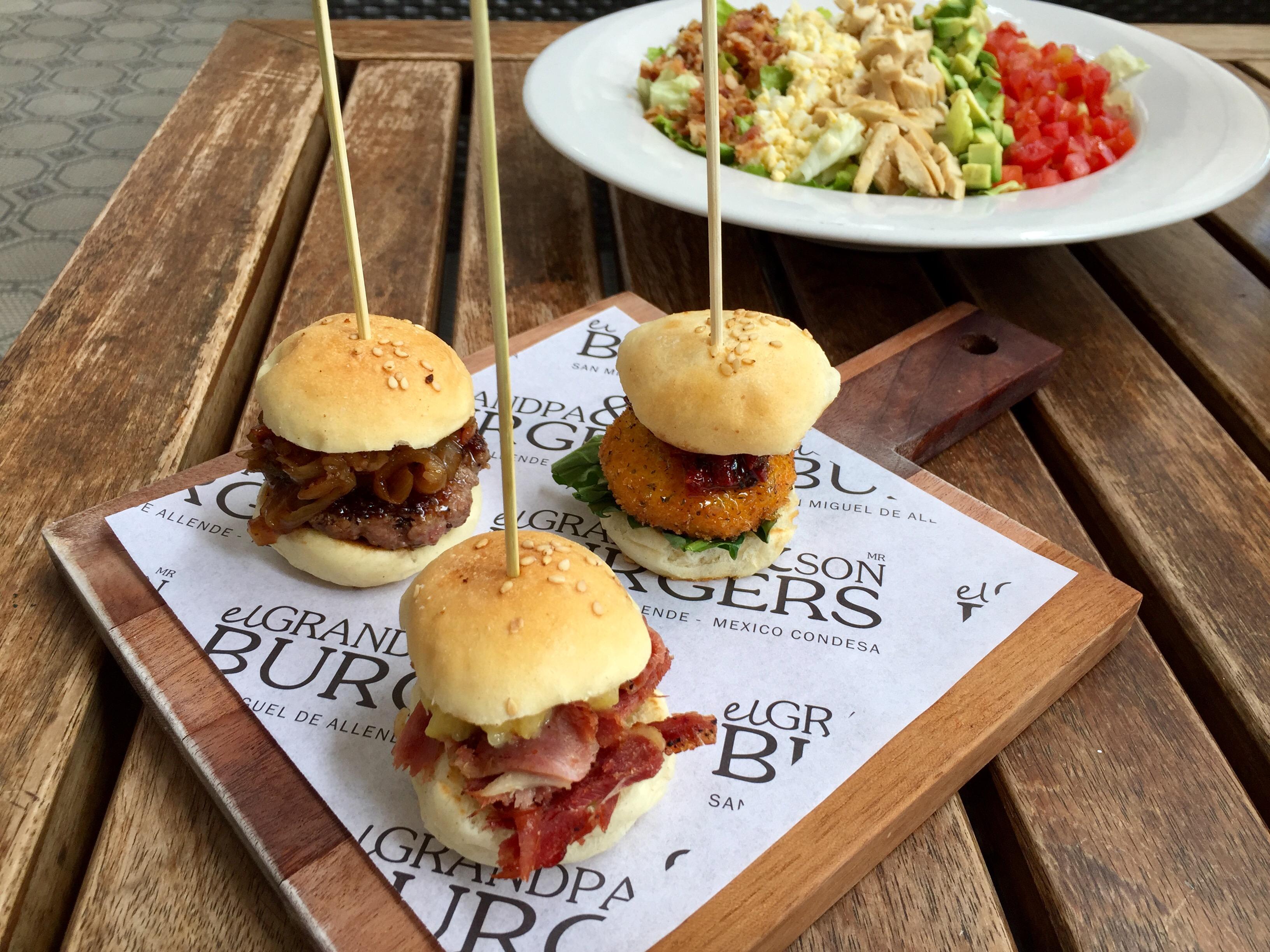 El Grandpa & Son Burgers, San Miguel de Allende