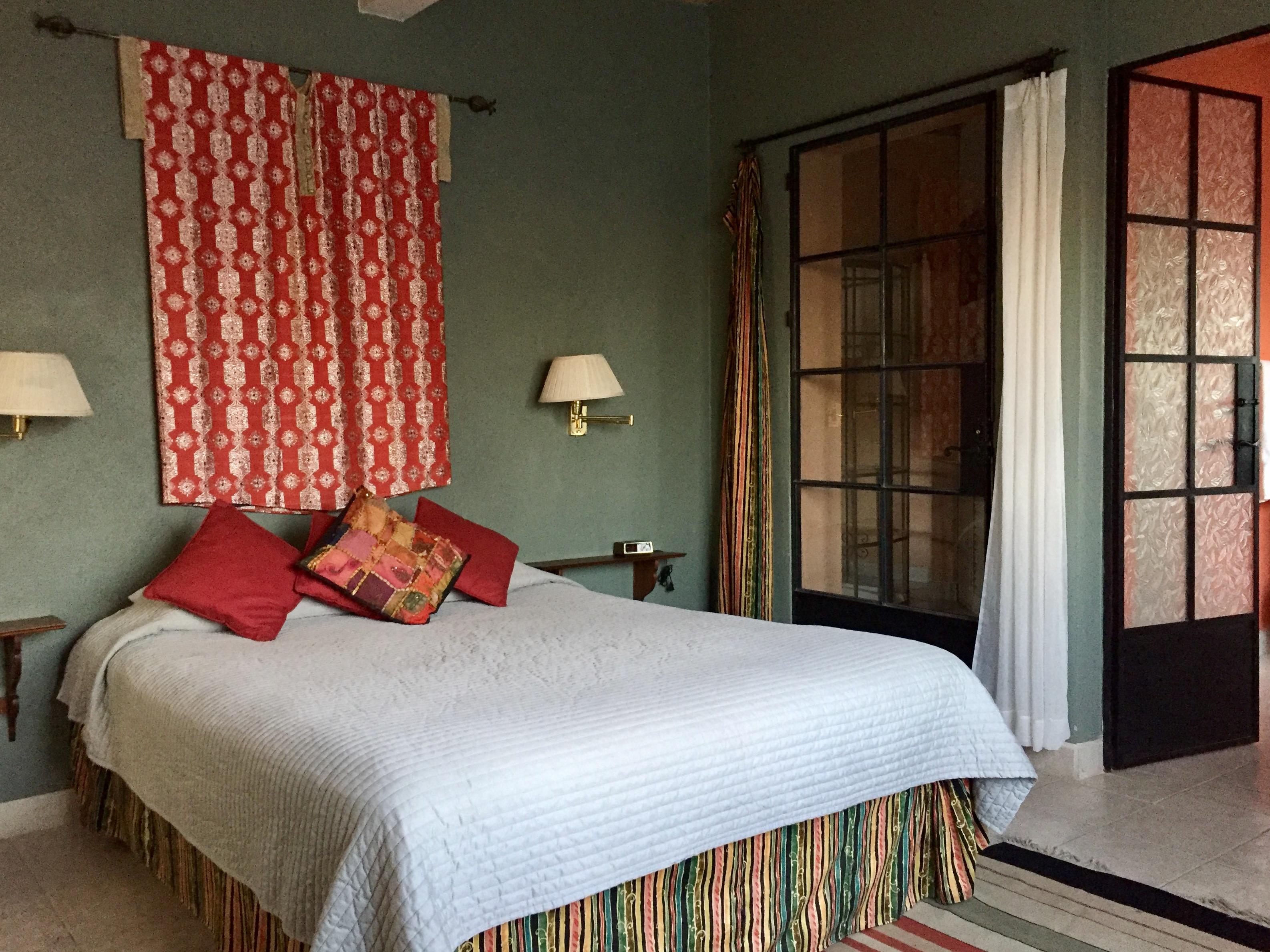 San Miguel de Allende Hotels | Casa de la Noche Besos Suite