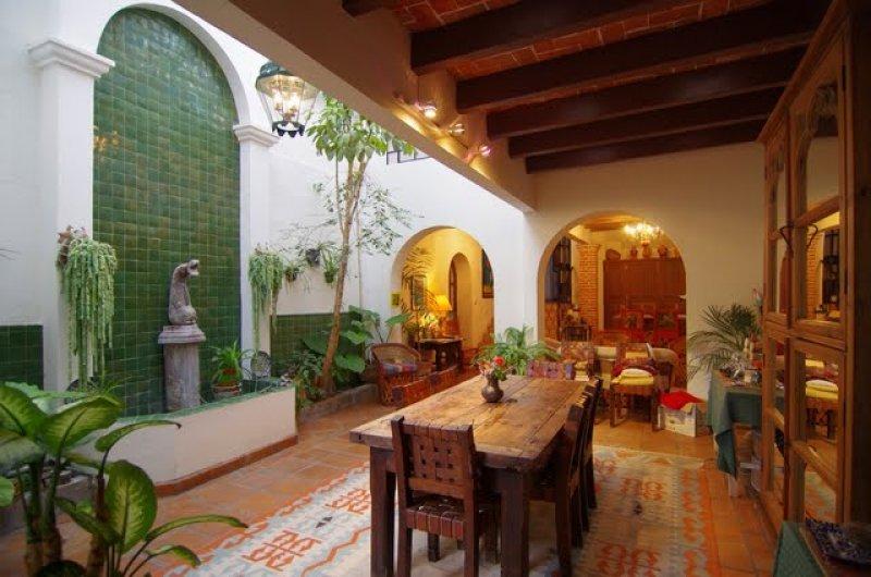 San Miguel de Allende Hotels | Casa de la Noche Dining Room