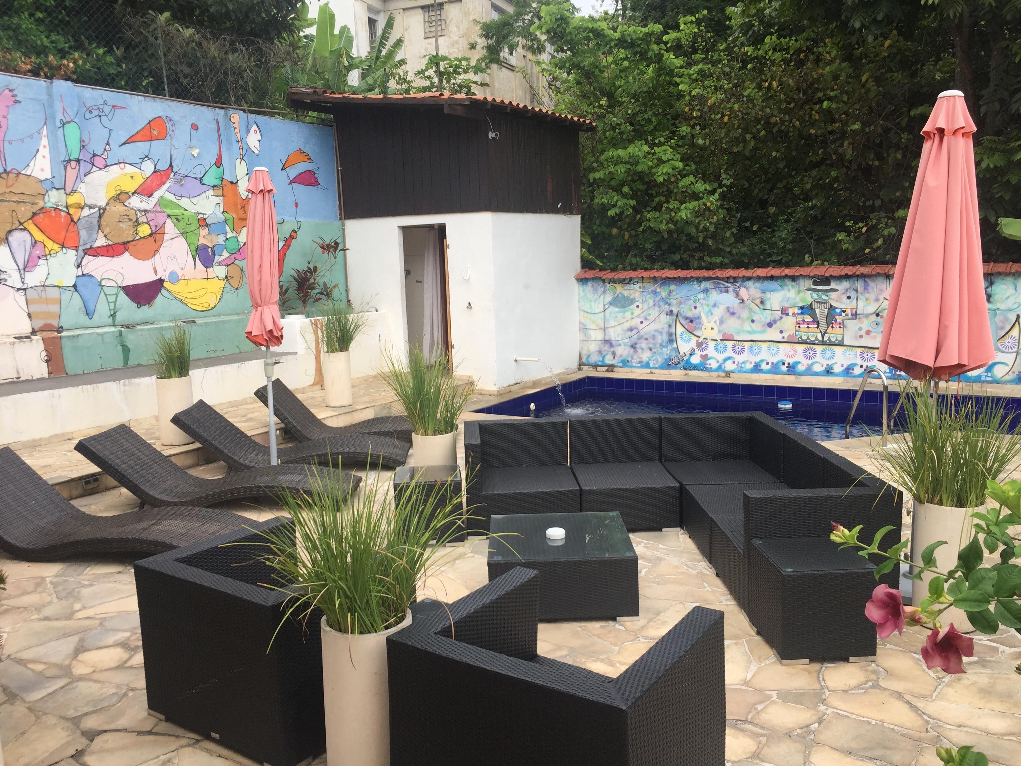Bed and Breakfast in Rio de Janeiro - Casa Cool Beans Unique Hotels in Rio de Janeiro
