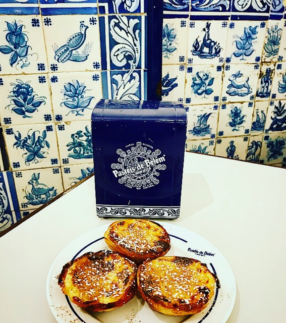 Guide to Lisbon - Eat Pastel de Nata at Pasteis de Belem