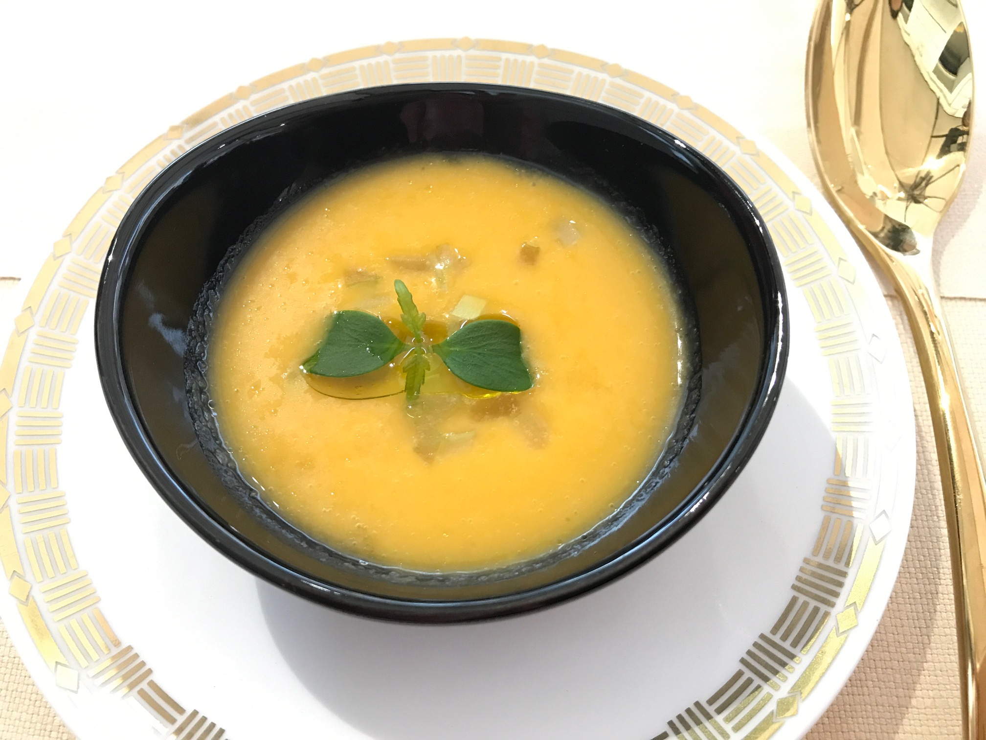 Best Places to Eat in Florence - La Buona Novella - Cantaloupe Soup