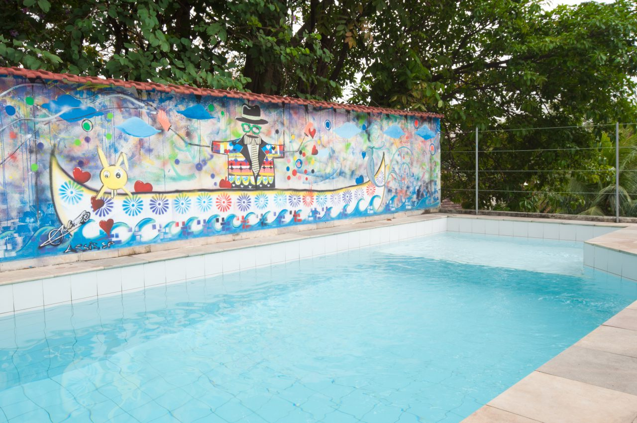 Casa Cool Beans Hotel with Pool in Rio